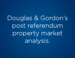 What does the 'Leave' vote mean for the London Property Market?