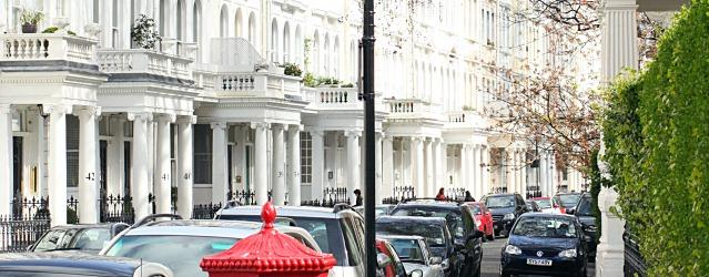 Your Weekend Sorted with D&G: South Kensington, Kensington Gate, Notting Hill & Chelsea