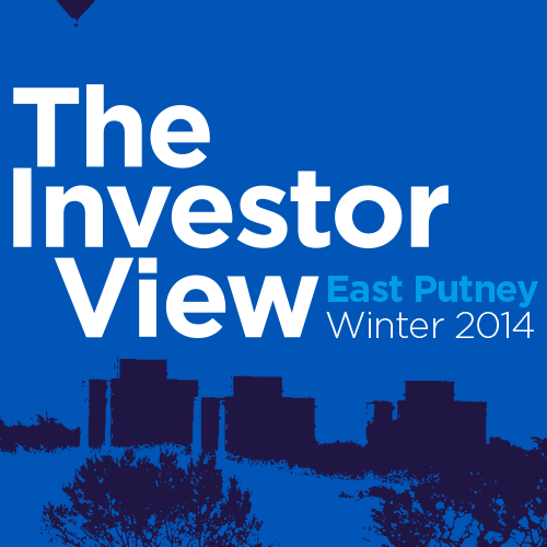 The Investor View - East Putney Winter 2014