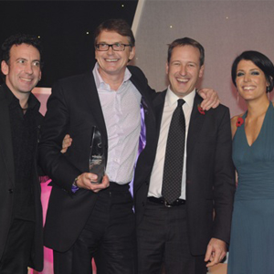 Douglas and Gordon named as the Supreme Estate Agent in the United Kingdom at the Negotiator Awards 2009
