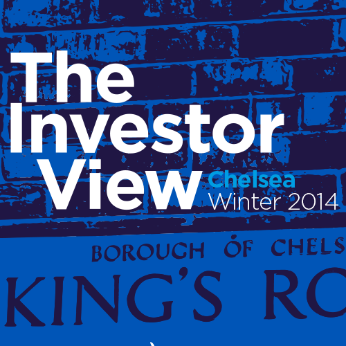 The Investor View - Chelsea Winter 2014