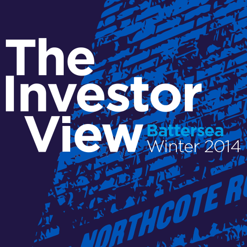 The Investor View - Battersea Winter 2014